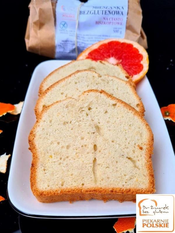 Przepis na aromatyczne ciasto pomarańczowe z nutką imbiru