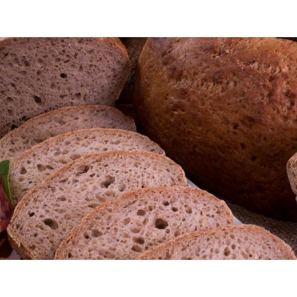 Dark gluten free bread 400 g
