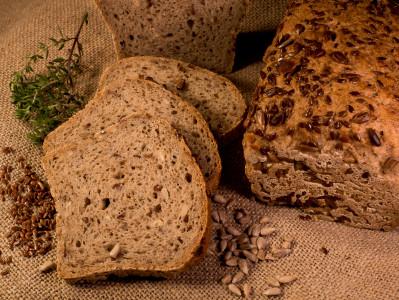 Multigrain dark gluten-free bread 400g