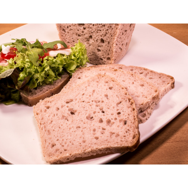 Gluten -  free bread for breakfast 400 g
